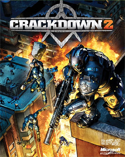 crackdown 2 cover