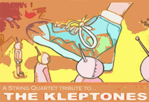 A String Tribute To The Kleptones