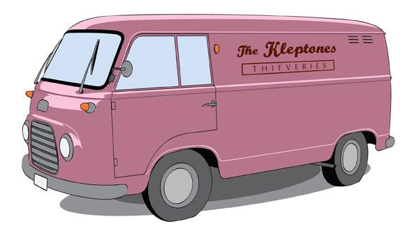 Kleptones Van T Shirt