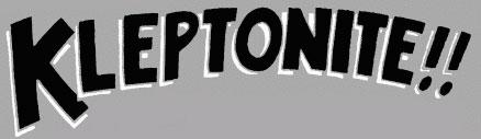 kleptonite banner