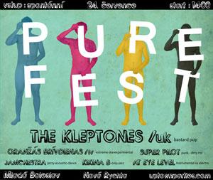 purefest flyer